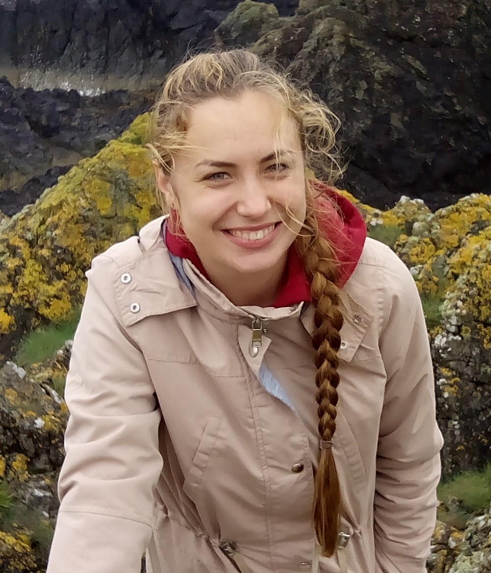 Miss Aleksandra Jartseva